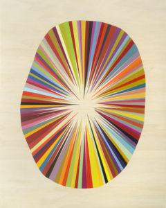 Camilla Lothigius, Overlaps, Utställning