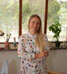 Riina Kauppi, bildkonstnär, textil, alka